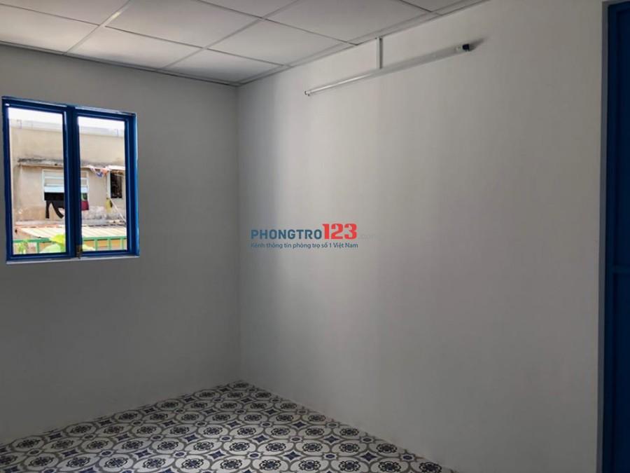 Phòng trọ Quận 5 12m² mới xây view mát mẻ