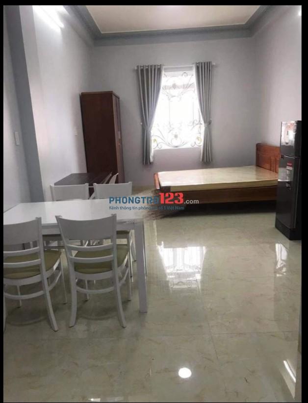 Cho thuê phòng trọ mới xây 50m2 Trần Thị Liền, Phước Kiểng, Nhà Bè Ms Tuyền