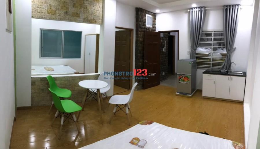 Căn Hộ Mới Kẻng 1- 2 PN Full Nội Thất Tại Tân Bình