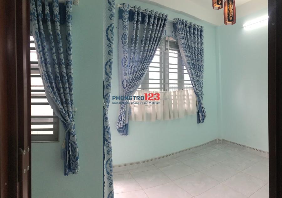 Phòng trọ mới sạch đẹp Phan Huy Ích - Cho nữ thuê