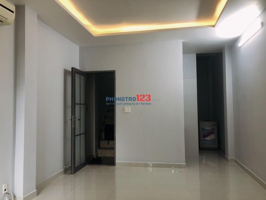 Cho thuê phòng mới 100% 40m2 đầy đủ tiện nghi tại 43/2 Đặng Lộ, P.7, Q.Tân Bình
