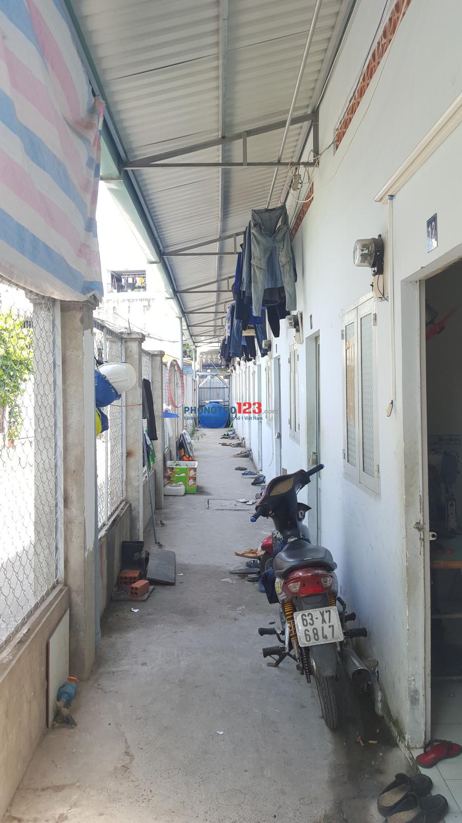 Phòng 18m2-2,4tr có gác lửng, wc riêng ngay Cầu Phú Mỹ, KDC Nam Long, Quận 7