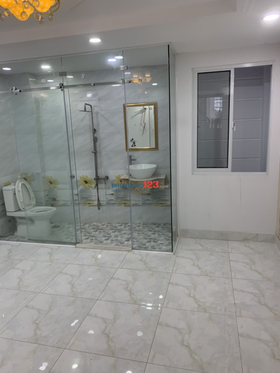 Chính chủ cho thuê phòng tại 60/24 Huỳnh Văn Nghệ, Q.Tân Bình. Giá từ 3tr/tháng Ms Ngọc