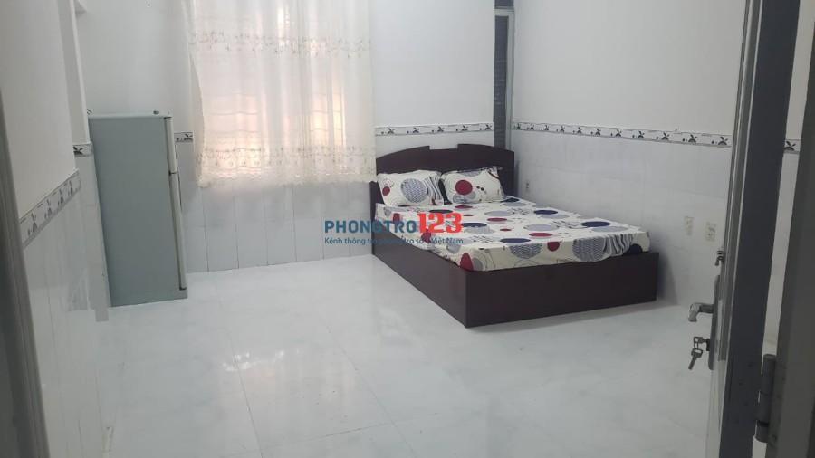 Cho thuê phòng trọ giá tốt full nội thất