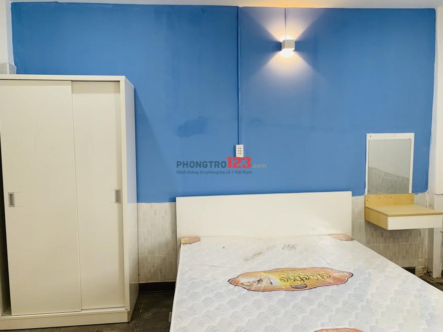 Phòng CHDV mới đẹp full nội thất- Bình Thạnh- Gò Vấp- Tân Bình