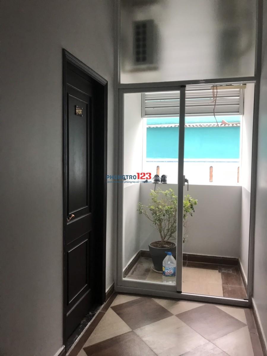 Phòng trọ cao cấp-căn hộ mini gần Khu chế xuất