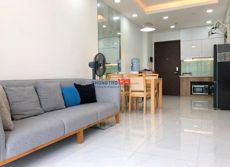 Cần share 1 PN đầy đủ nội thất, chung cư cao cấp Wilton Bình Thạnh