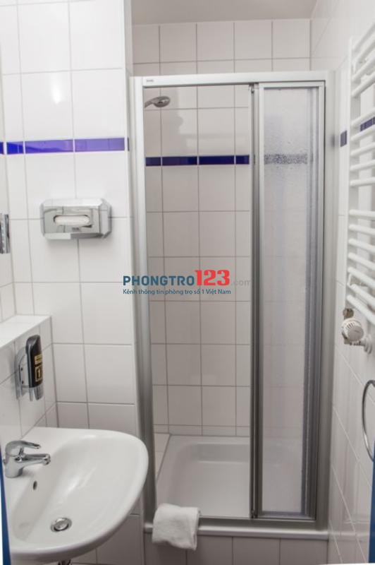 Kí túc xá tiêu chuẩn NHẬT BẢN, FREE điện nước sát trường Hutech Q.Bình Thạnh