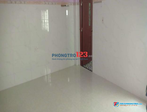 Phòng trọ cao cấp máy lạnh full nội thất (Đường Bình Long)