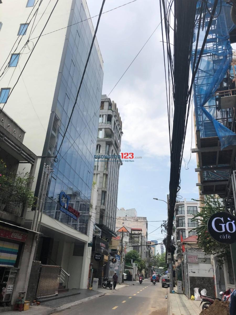 Cho thuê mặt bằng văn phòng Thạch Thị Thanh, Quận 1