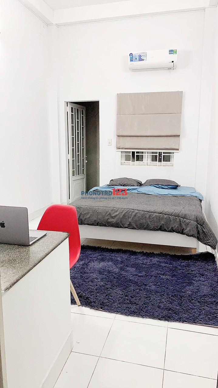 Phòng cao cấp cho thuê mặt tiền khu biệt thự