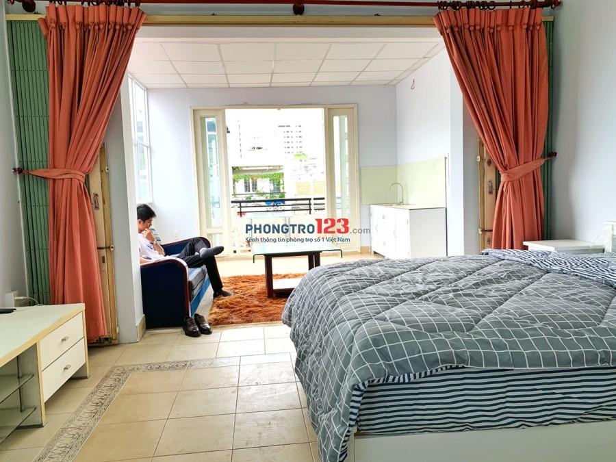 Phòng Trọ Cao Cấp D3, ngay GTVT, Hutech, Ngoại Thương, Hàng Xanh, full nội thất