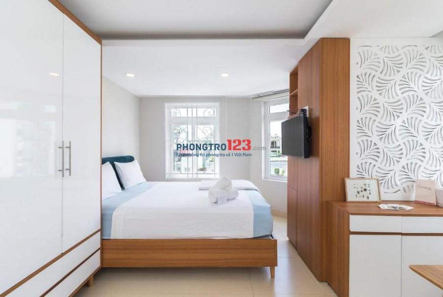 Căn hộ full nội thất như khách sạn 4 sao
