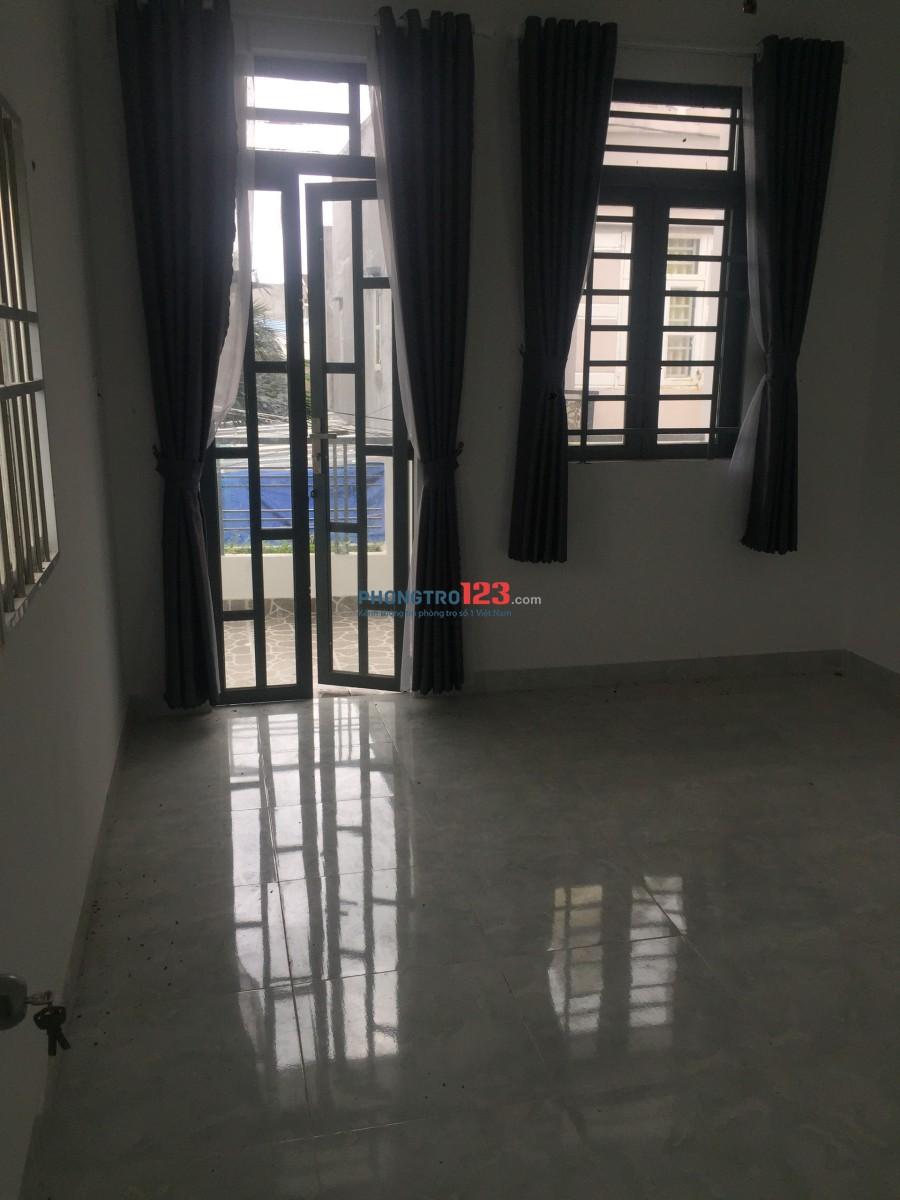 Cho thuê nhà nguyên căn 42m2 Lê Văn Lương