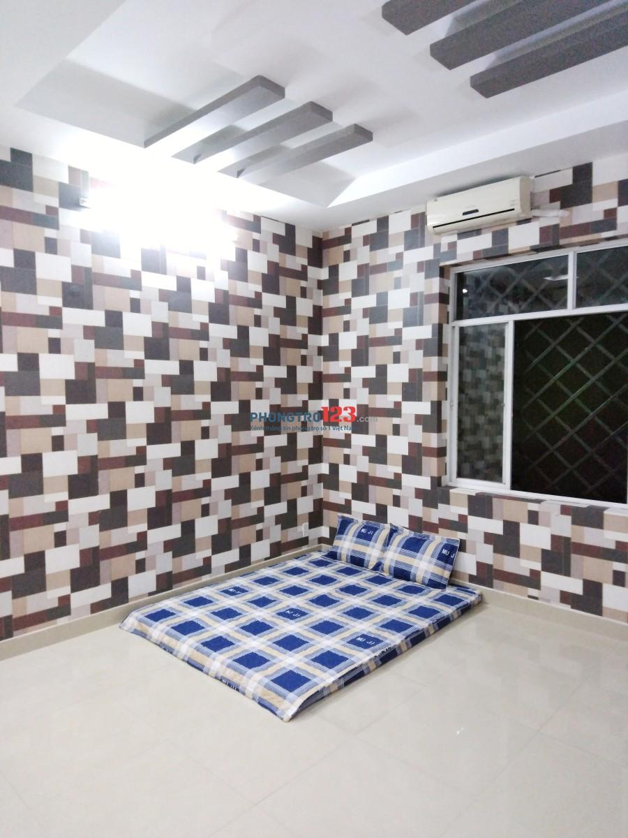 Phòng trọ Gò Vấp - đủ tiện nghi - giờ giấc thoải mái