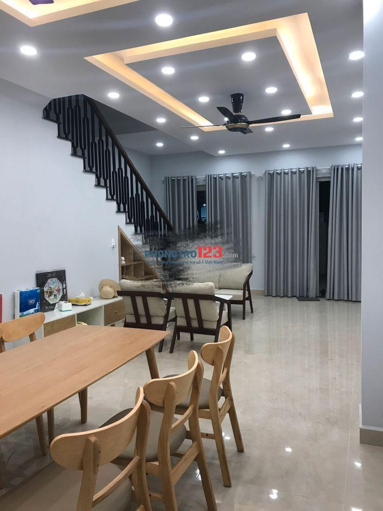 Chính chủ cho thuê biệt thự liền kề tại Mega Ruby 87.5m² Võ Chí Công, P.Phú Hữu, Q.9