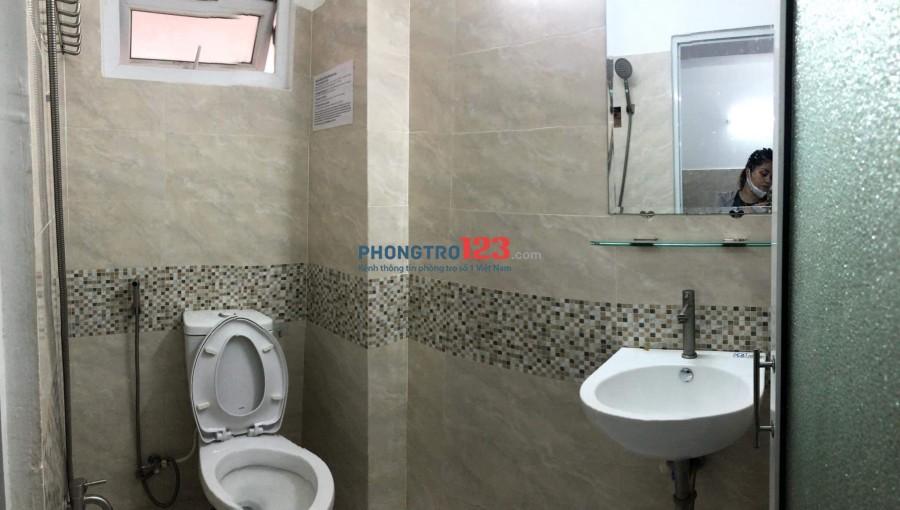 Cho thuê phòng trọ cao cấp đầy đủ nội thất giá rẻ đường Chu Văn An, quận Bình Thạnh mới 100%