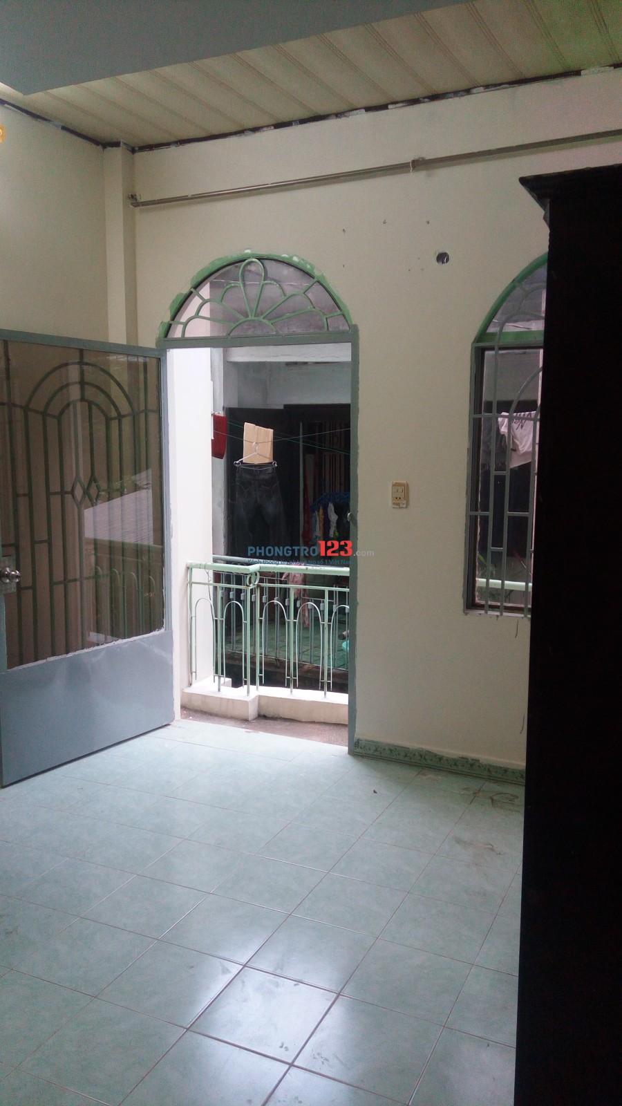Cho thuê nhà nguyên căn quận Phú Nhuận 72m2 giá rẻ