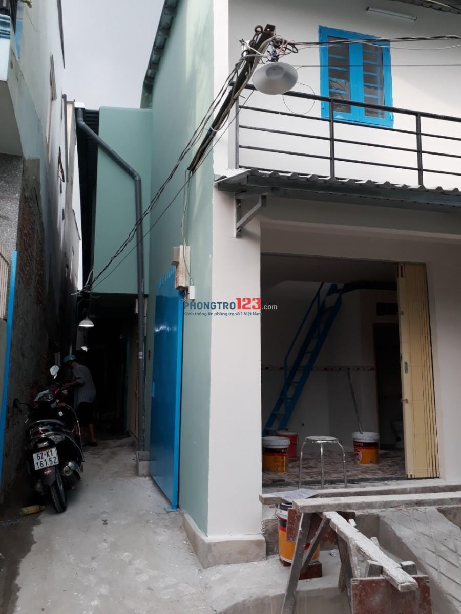 Cho thuê nhà nguyên căn đường Lê Văn Lương, Quận 7