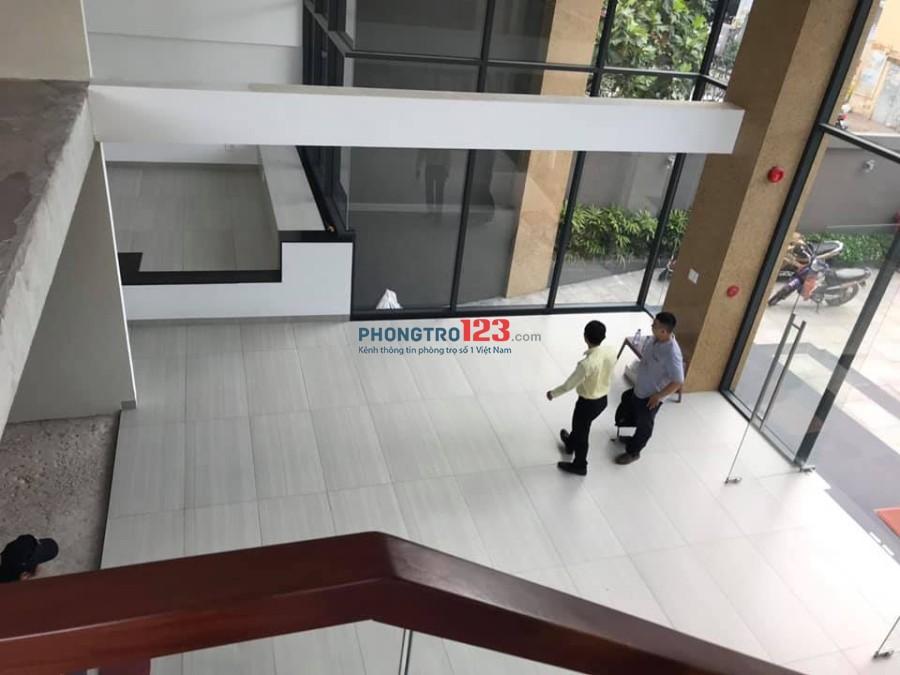 Cho thuê Mặt Bằng Kinh Doanh 240m2 Nguyễn Văn Đậu, Bình Thạnh [Green Building]