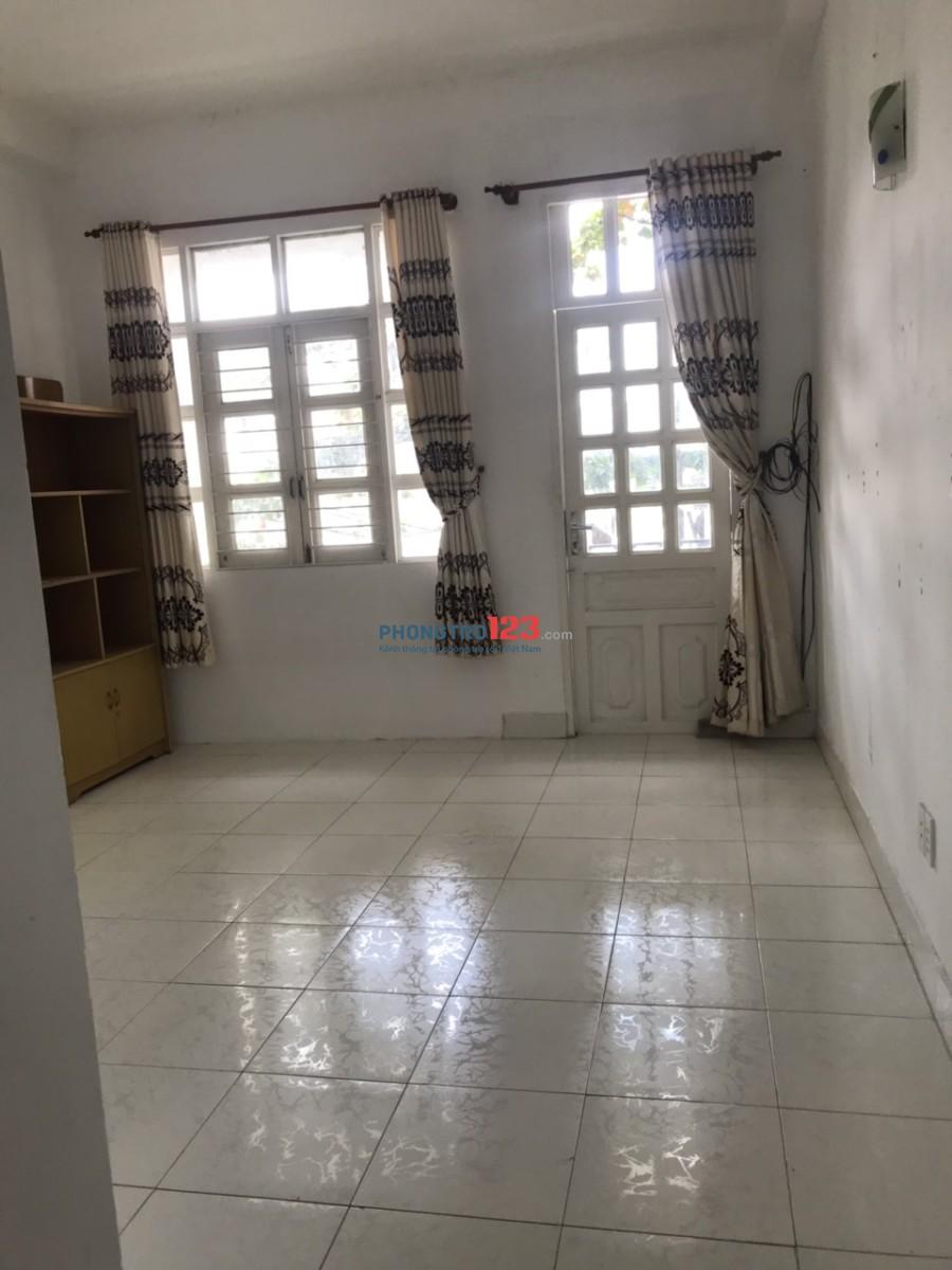 Phòng trọ Nguyễn Hữu Cảnh -Bình Thạnh- Không chung chủ