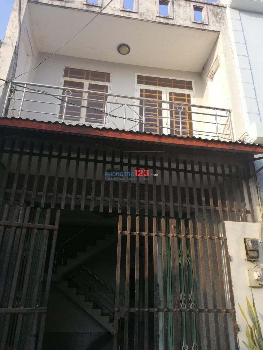 Chính chủ cho thuê or Bán Nhà 1 lầu 4x12 3pn Tại Vĩnh Lộc A, Bình Chánh Ms Lành