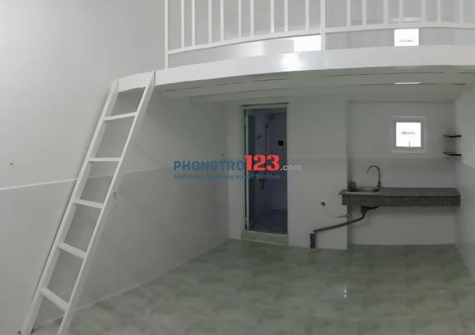 Cho thuê phòng trọ 38m2 - Không chung chủ