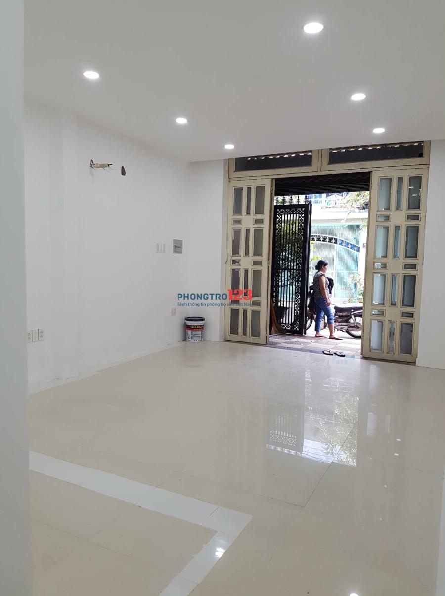 Cho thuê nhà HXH Vườn Lài, Tân Thành, Tân Phú, HCM