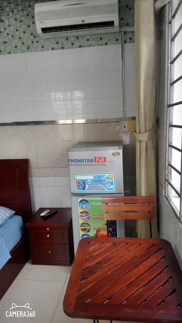Phòng 30m2, full nội thất ngay gần Lê Đại Hành, Q.11