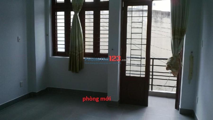 Phòng trọ 106 Bác Ái, P.Tân Thành, Tân Phú