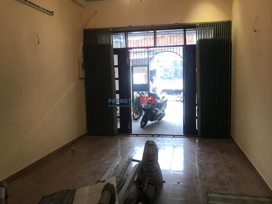 Cho thuê nhà NC 4x25 gần MT đường Lê Trọng Tấn, 1 trệt 1 lầu, 4 phòng