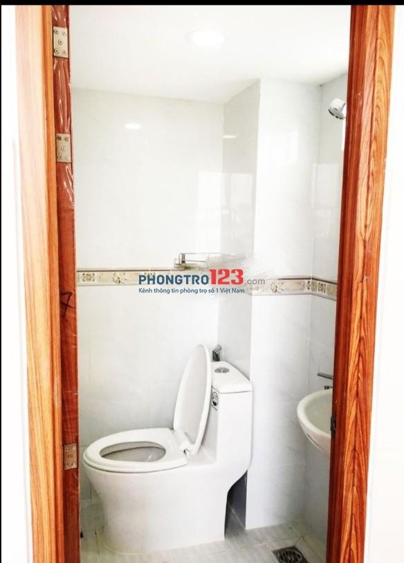 Cho thuê phòng trò mới sạch sẽ tại Phú Thọ Hòa, Q.Tân Phú, giá từ 3,5tr/tháng Mr Hà