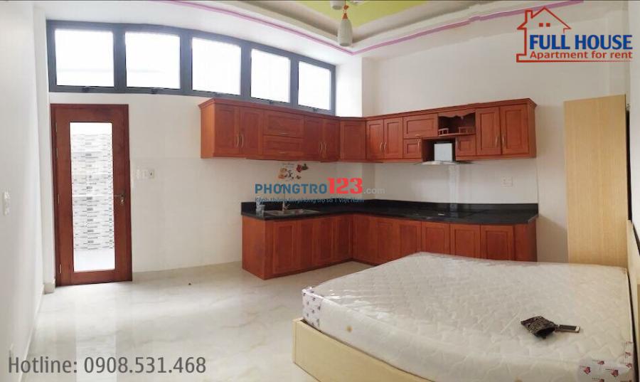Phòng trọ đầy đủ nội thất rẻ đẹp Quận 7 (gần Phú Mỹ Hưng)