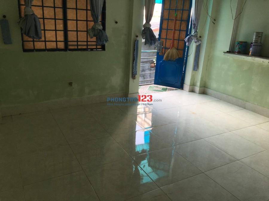 Cho thuê nhà nguyên căn 88m2 2pn 1 lầu Tại hẻm 1306 Quang Trung, Gò Vấp. Giá 6tr/tháng