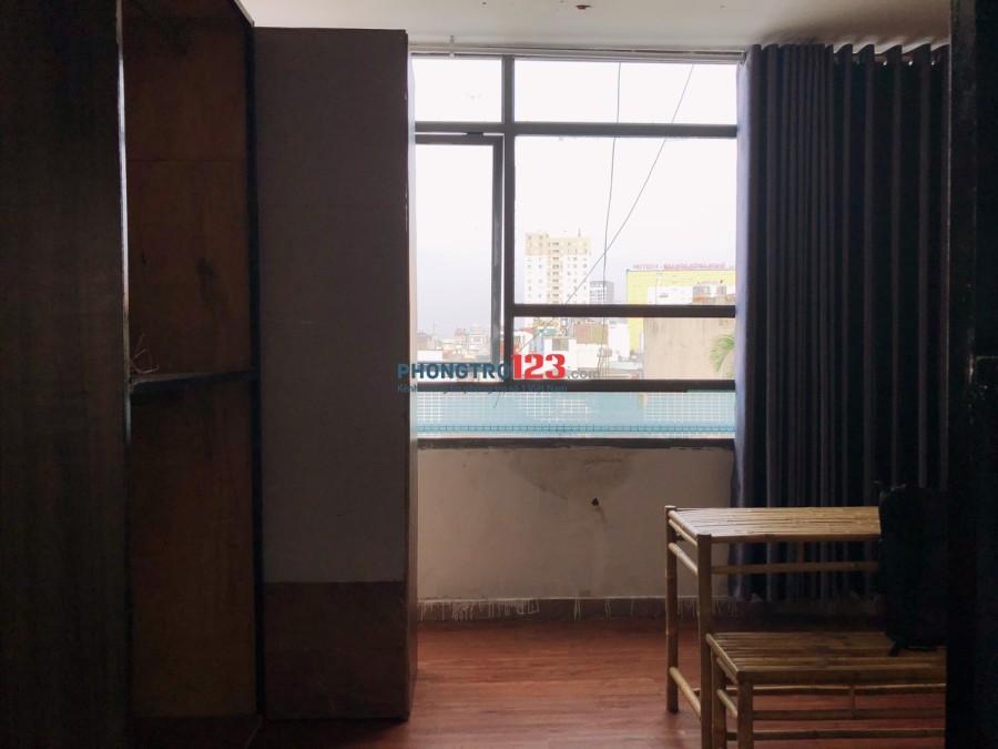 Cho thuê phòng trọ 36m2 đầy đủ tiện nghi tại 4/7 Bạch Đằng, P.24, Q.Bình Thạnh. Giá 4,5tr/tháng