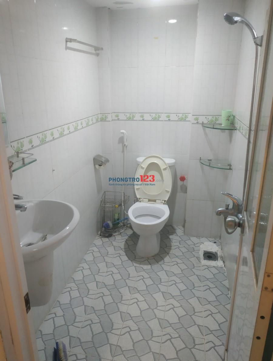 Cho thuê phòng trọ lớn đường Hương Lộ 2, gần bệnh viện Bình Tân