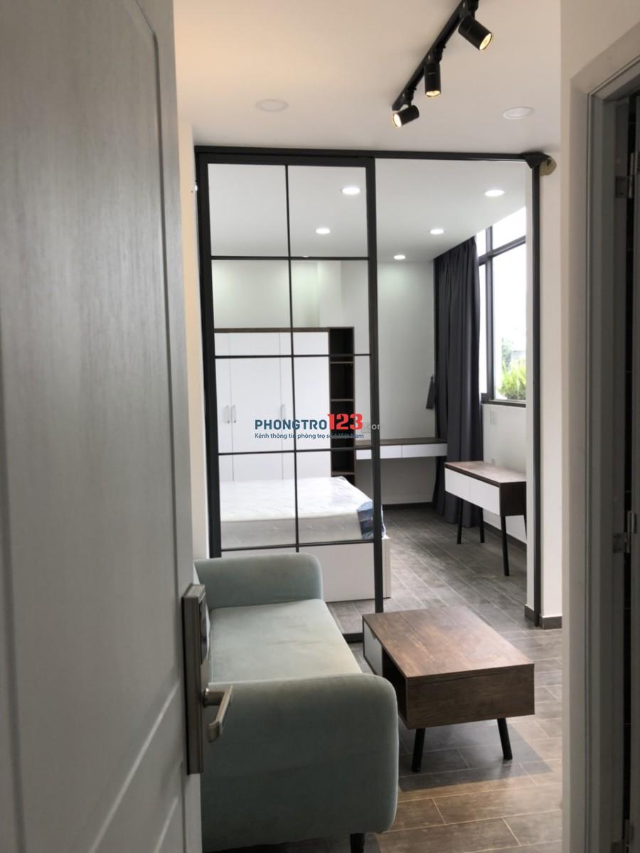 Cho Thuê Căn Hộ 1 Phòng Ngủ, Studio 30-38m2 <3