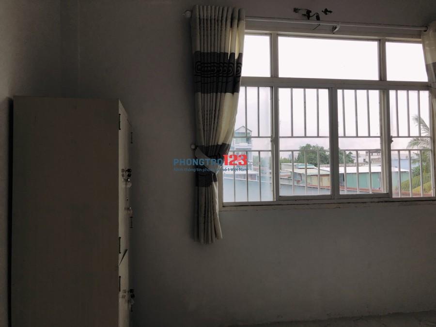 Cho thuê phòng tại hẻm 1041 Trần Xuân Soạn, P.Tân Hưng, Q.7. Giá 3,2tr/tháng