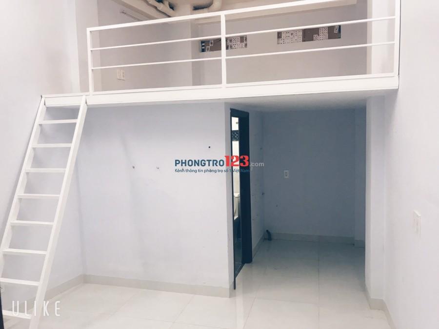 Phòng trọ Quận 8, có máy lạnh, có gác lững, toilet riêng, giờ tự do, có hầm xe