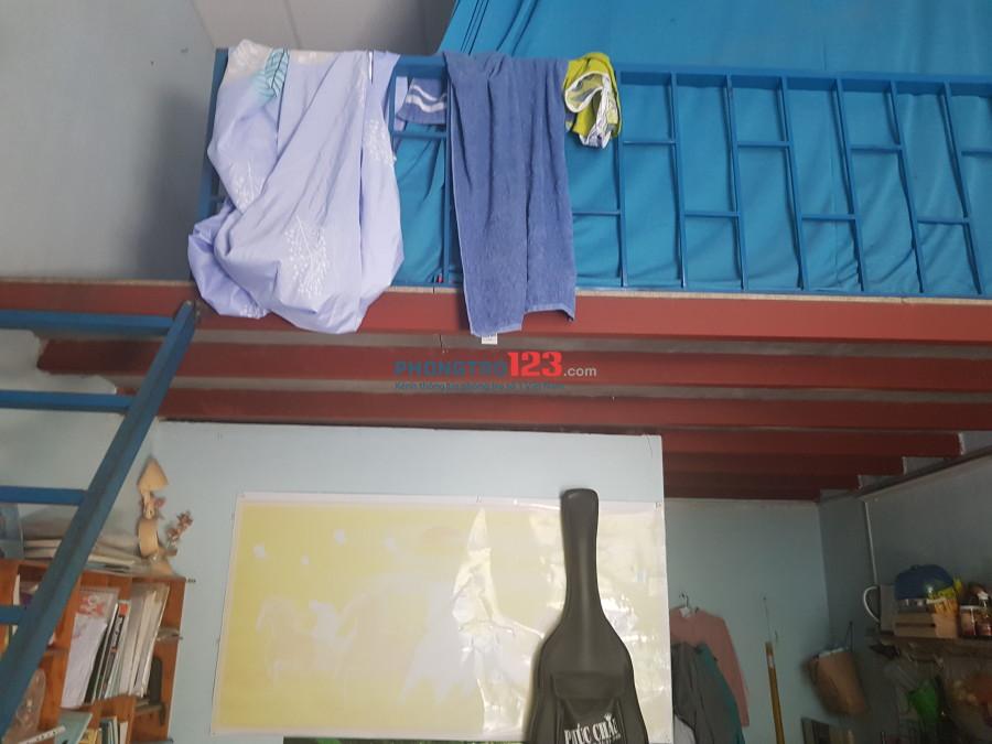 Cho thuê phòng 45m2 (sàn 30m2+gác lửng 15m2) gần bờ sông thoáng mát