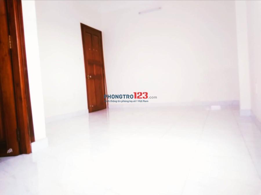 Cho thuê phòng chung cư mini, KTX máy lạnh giá rẻ, giờ giấc tự do 24/24