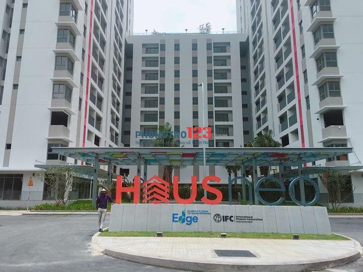 Căn hộ Hausneo 2PN tầng trung view đẹp