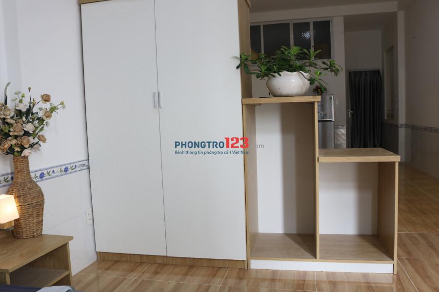 Căn hộ mini full nội thất, có thang máy cạnh chung cư Bộ Công An, Quận 2
