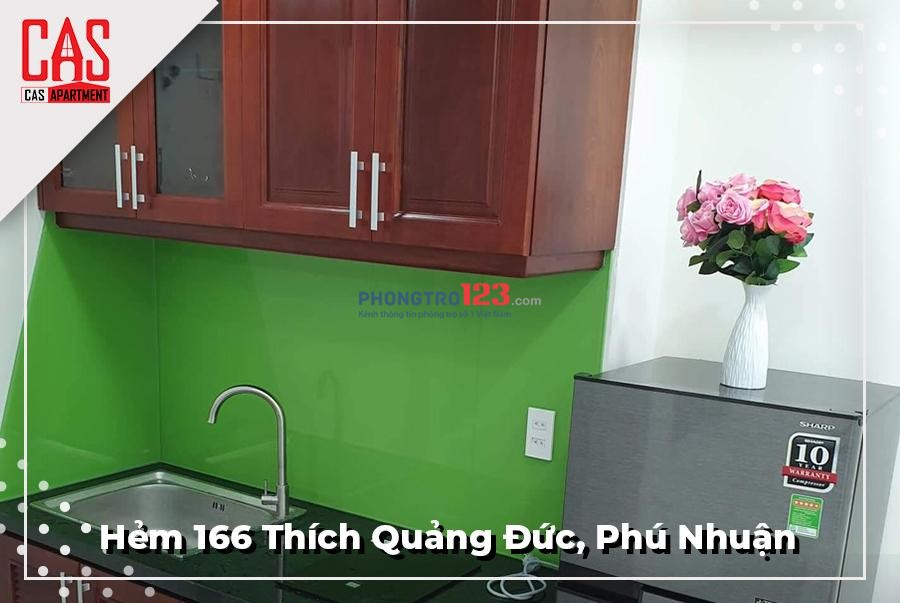 Căn Hộ Mini ở Thích Quảng Đức, Phú Nhuận - CAS Apartment