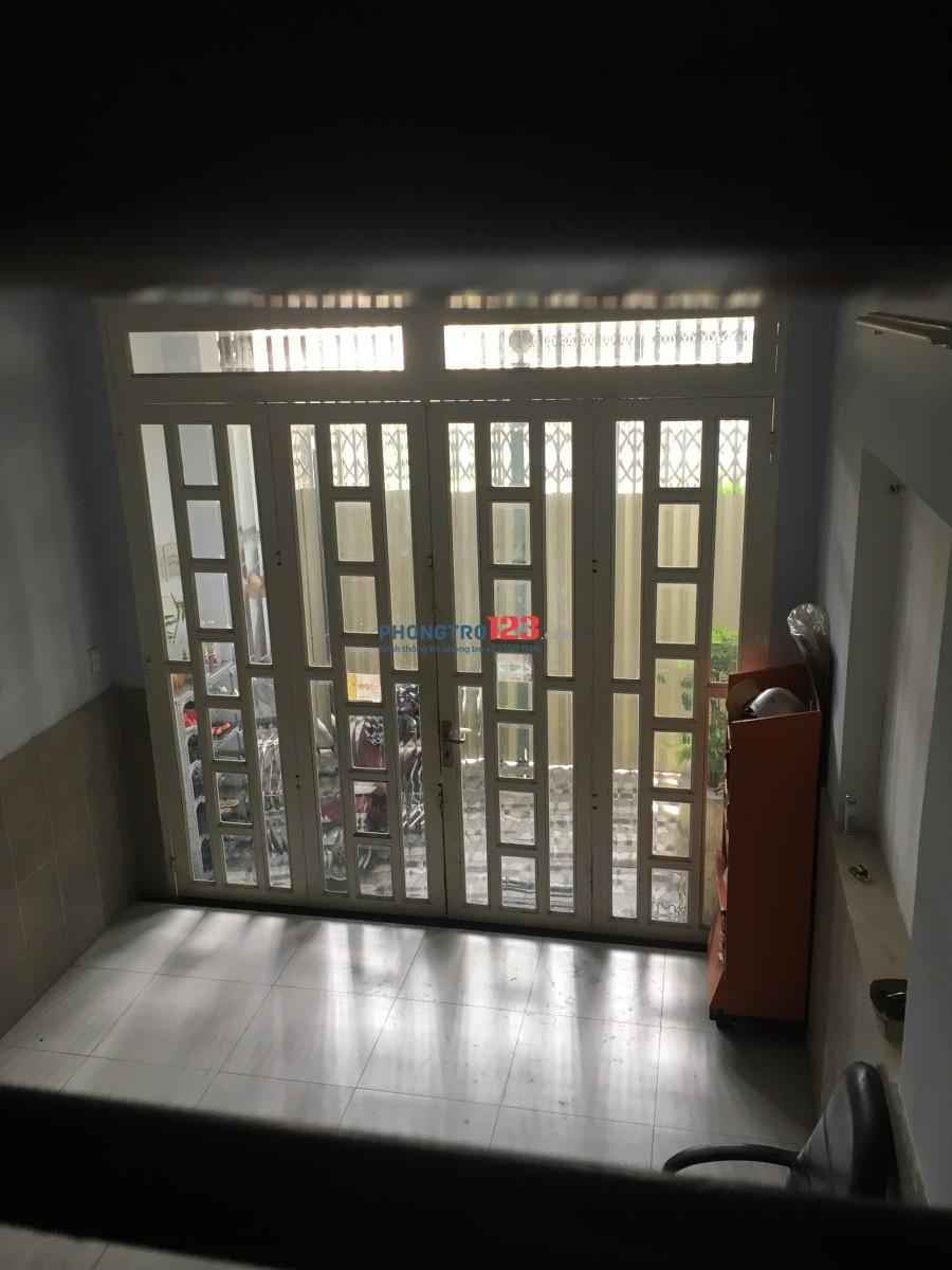 Cho thuê phòng trọ đường số 5, P.Bình Hưng Hoà