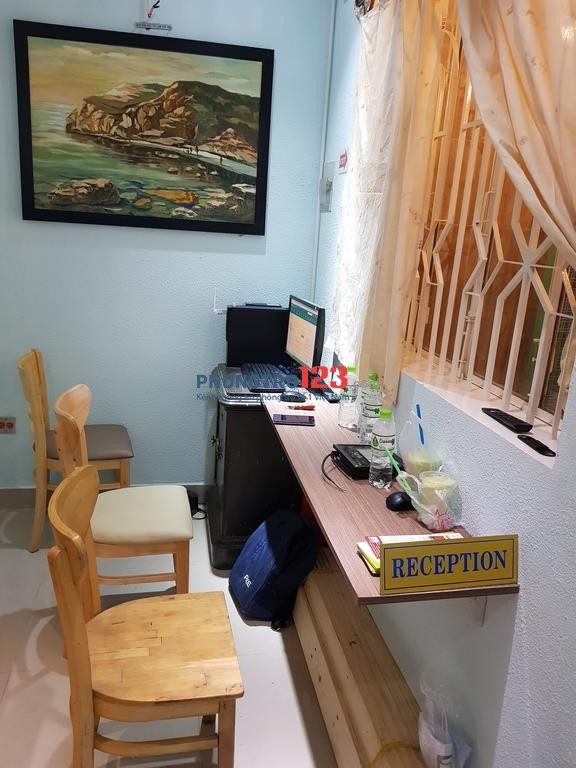 Giường ktx cao cấp riêng biệt cho nam, nữ sinh viên, nvvp thuê ngay Đề Thám, Quận 1
