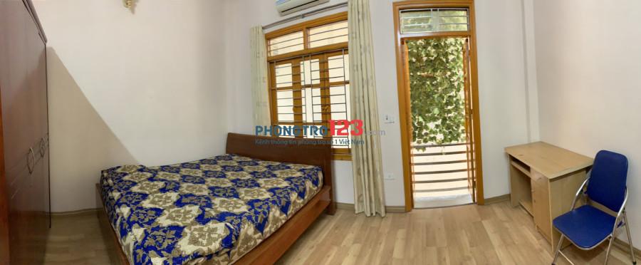 Phòng trọ tiện nghi full đồ giá hấp dẫn, tiện ích đầy đủ, ở tốt, yên tĩnh mát mẻ Đặng Thai Mai, Tây Hồ