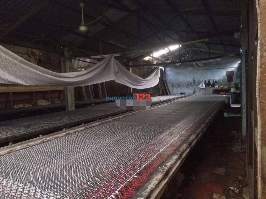 Chính chủ cho thuê kho xưởng 18x50 tại Khuất Văn Bức, Tân Kiêng, Huyện Bình Chánh