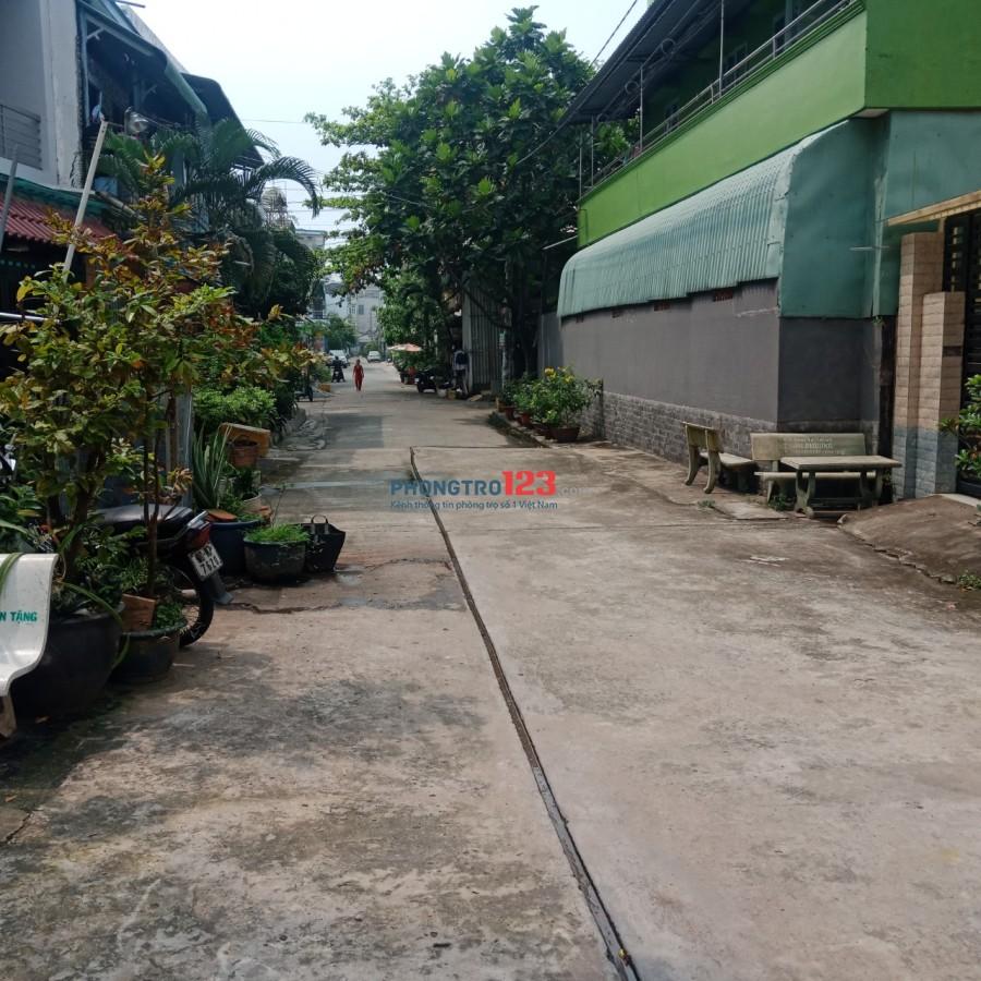 Chính chủ cho thuê mặt bằng KD Kho Xưởng 220m2 Đường 8m Tại Tỉnh Lộ 10, Q.Bình Tân
