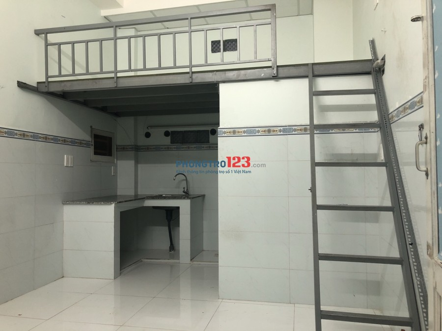 Cho thuê phòng mới xây có thang máy tại 28/50 Đường số 18, Q.Bình Tân. Giá 2,5tr/tháng